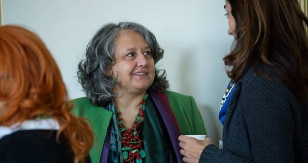 Наталия Благоева за Първата лаборатория за жените лидери