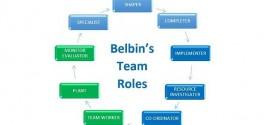 Белбин за ролите в екипа