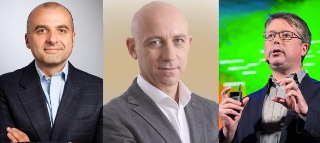 Богомил Балкански, Ивайло Пенчев и Дейв Трой – Лидерите и екипът в дигиталния свят