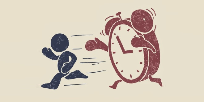 Как да спрем да се оплакваме, че нямаме време