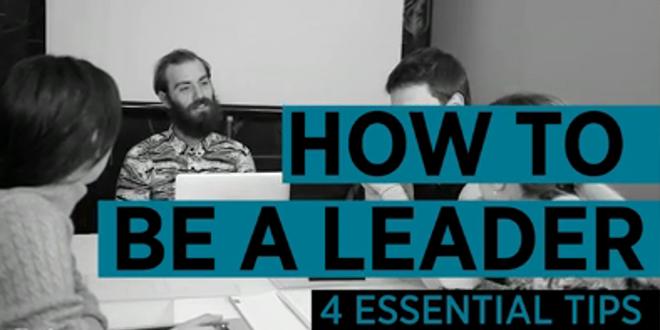 4 основни съвета за по-добър лидер