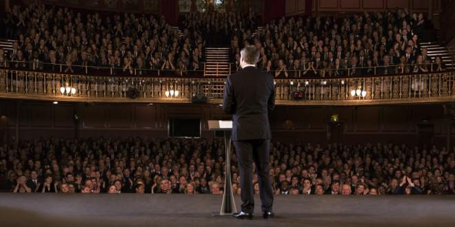 12 съвета от ТЕД как да говорим и да накараме публиката да ни слуша