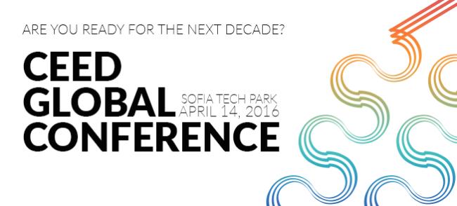 Световни имена от областта на предприемачеството в CEED Global Conference 2016