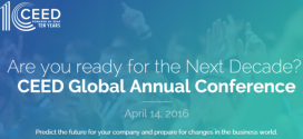 CEED Global Conference: Младите лидери на новото време