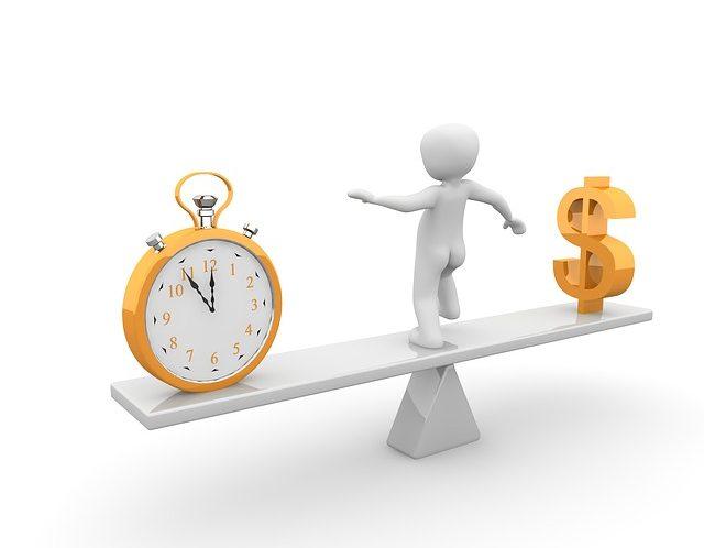 Пари или Време
